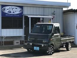スズキ キャリイ 660 KCエアコン 3方開 カスタム軽トラック セミレストア済