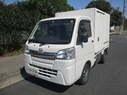 ダイハツ ハイゼットトラック 660 スタンダード 3方開 冷凍冷蔵庫-7℃ オートマ