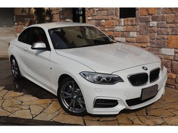BMW 2シリーズクーペ M235i 赤革 純正HDDナビ 禁煙ワンオーナー車