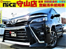 トヨタ ヴォクシー 2.0 ZS 煌III 安全ブレーキ・ナノイー両側パワスラ・LED