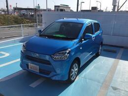 ダイハツ ミライース 660 G リミテッド SAIII 元販売店展示車