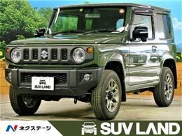 スズキ ジムニー 660 XC 4WD 純正8型SDナビ 衝突軽減 Bカメラクルコン
