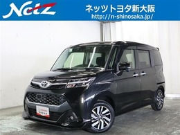 トヨタ タンク 1.0 カスタム G S トヨタ認定中古車 SDナビ 衝突軽減装置