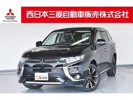 三菱 アウトランダーPHEV 2.0 G ナビパッケージ 4WD 電気温水式ヒーター/AC100V電源(1500W)