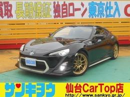 トヨタ 86 2.0 GT 純正SDナビ 6MT TRDフルエアロ ETC