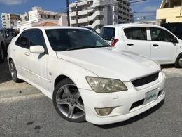 トヨタ アルテッツァ 2.0 RS200 Lエディション 6MT