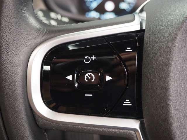 アダプティブクルーズコントロール装備で高速での移動も安心快適です