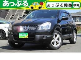 日産 デュアリス 2.0 20G FOUR 4WD 純正ナビ Bカメラ ガラスルーフ ETC