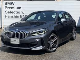 BMW 1シリーズ 118d Mスポーツ ディーゼルターボ 認定保証1オナLEDレーンチェンジ純正ナビ