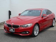 BMW 4シリーズグランクーペ の中古車 420i ラグジュアリー 愛知県長久手市 228.0万円