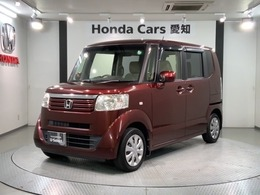 ホンダ N-BOX+ 660 G Lパッケージ 車いす仕様車 福祉車両 1年保証 禁煙車 純正ナビ ETC