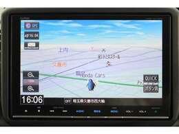 ◆純正8インチギャザズメモリーナビ搭載車!!ナビ起動までの時間と地図検索する速度が最大の魅力で、初めての道でも安心・快適なドライブをサポートします!!