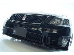 トヨタ クラウンアスリート 2.5 アニバーサリーエディション 本革新品19ホイール新品タイヤ新品車高調