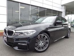 BMW 5シリーズツーリング 523i Mスポーツ 黒革ハイライン19AWデモカー認定中古車