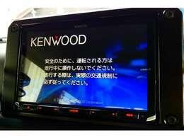 ■ケンウッドSDナビTV