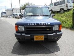 ランドローバー ディスカバリー の中古車 LT56A V8i 4WD 4AT XS PLUS NAVYCOLOR 栃木県真岡市 99.0万円