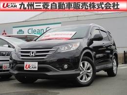 ホンダ CR-V 2.4 24G 4WD 純正HDDナビ ワンセグTV DVD