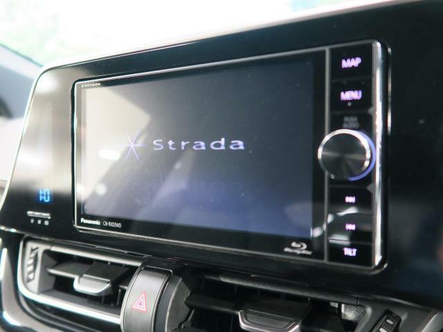 【SDナビ】使いやすい多機能ナビが装備されています!運転がより楽しくなりますね!