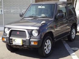 三菱 パジェロミニ 660 XR-II 4WD 2WD・4WD切替式 USB AUX アルミホイール