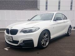 BMW 2シリーズクーペ の中古車 M240i 福岡県福岡市中央区 428.8万円