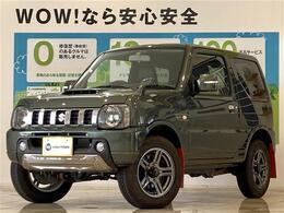 スズキ ジムニー 660 ランドベンチャー 4WD 5速MT 半革 シートヒーター  ワンオーナー