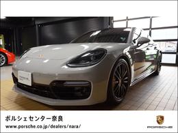 ポルシェ パナメーラ GTS PDK 4WD 新車保証継承 オプション430万円