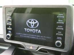 【純正ディスプレイオーディオ】トヨタで話題の装備です♪スマートフォンと連携させれば色んなサービスが使えます♪