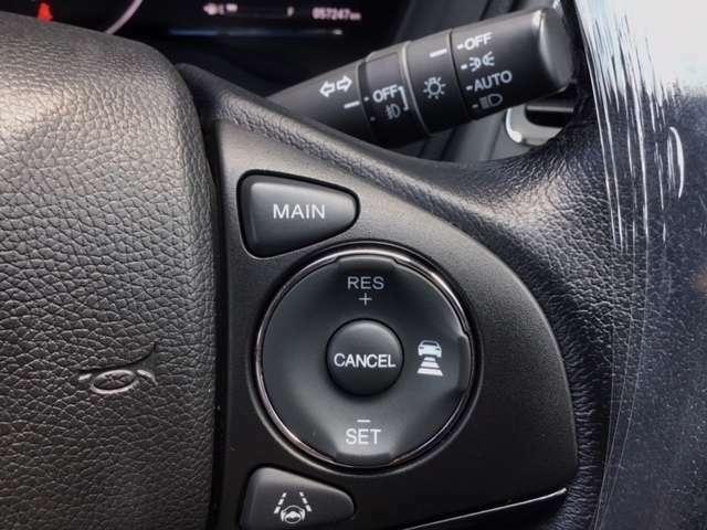 HONDASENSING搭載車です!衝突被害軽減ブレーキや誤発進抑制装置等をはじめ10個の安全快適装置が毎日の運転をサポートしてくれます(*^^*)