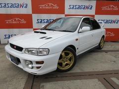 スバル インプレッサ の中古車 2.0 WRX 4WD 埼玉県越谷市 98.0万円