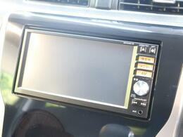 【純正ナビ】 BluetoothやフルセグTVの視聴も可能です☆高性能&多機能ナビでドライブも快適ですよ☆