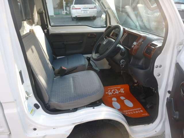 運転席エアバッグ・室内&シートクリーニング済みです☆