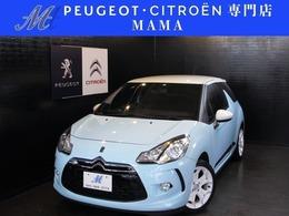 シトロエン DS3 スポーツシック Peugeot&Citroenプロショップ