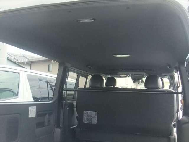 Aプラン画像:天井もブラックに変わります
