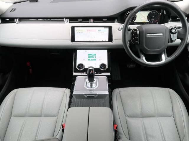 LAND ROVERのSUV『RENGE ROVER EVOQUE SE』を認定中古車でご紹介!液晶ミラー、パークアシスト、MERIDIAN、アダプティブクルーズ、液晶メーター、前席シートヒーター