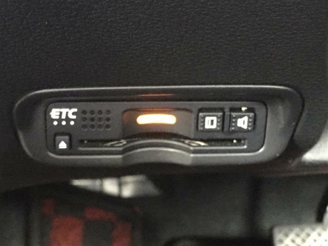 【純正ナビ画面連動ETC】最近では必須となっているETC。高速道路使用時スムーズにETCレーンを通り抜けることが可能ですよ♪*ETCマイレージ登録も強くおすすめ致します。
