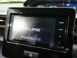 ☆ECLIPSEナビ・地デジTV付(AVN-R7W)☆その他にドライブレコーダーやセキュリティー、音響のカスタムパーツも販売中☆お気軽にスタッフまで♪