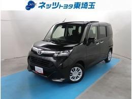 トヨタ タンク 1.0 G-T サポカー SDナビ ワンセグTV ETC