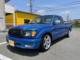 米国トヨタ タコマ エクストラキャブ 2.4 DVD/Bluetooth ETC 全塗装