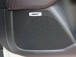 【BOSEサウンドシステム】Bose社との共同開発によって、アテンザの室内空間に最適な音響チューニングを施した新世代オーディオシステム。
