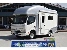 トヨタ カムロード ファンルーチェ ヨセミテ 家庭用エアコン 1500Wインバーター ナビ