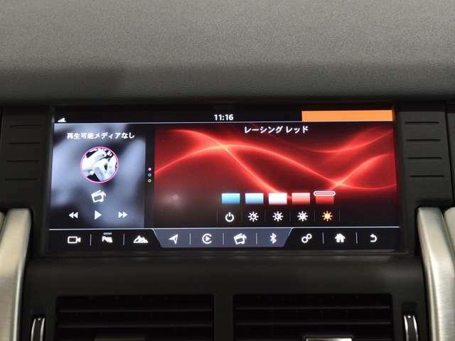 インテリアライトをお好みの色に変更可能。自分仕様のお車にできます。