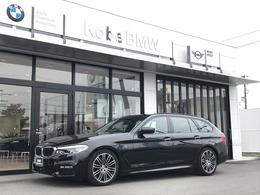 BMW 5シリーズツーリング 523i Mスポーツ ACCHDDナビ全方位カメラバックモニター