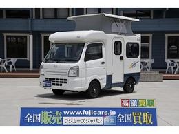 マツダ スクラムトラック AZ-MAX K-ai ポップアップルーフ 1000Wインバーター