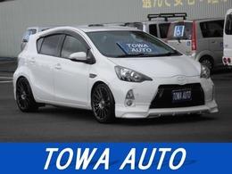 トヨタ アクア 1.5 G 17インチAW ワンオーナー