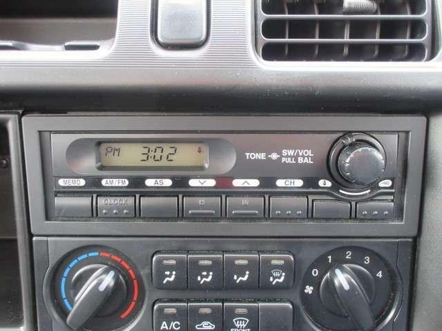 AM/FMラジオ聴けます♪
