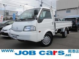 マツダ ボンゴトラック 1.8 DX シングルワイドロー 5MT 平床 三方開 積載量1.1t フル装備