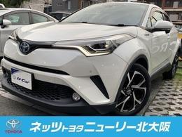 トヨタ C-HR ハイブリッド 1.8 G LED シートヒーター ドラレコ付