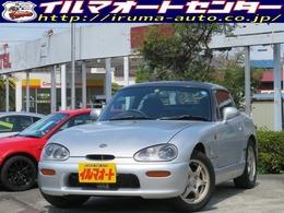スズキ カプチーノ 660 オートマターボ/フルオープン/パワステ付