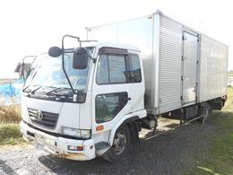 UDトラックス コンドル アルミバン 箱車 パワーゲート