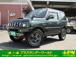 スズキ ジムニー 660 ランドベンチャー 4WD 社外バンパー マフラー 5速